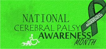 National Cerebral Palsey Awareness Month